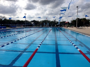 North County Aquatics Center, so inviting!